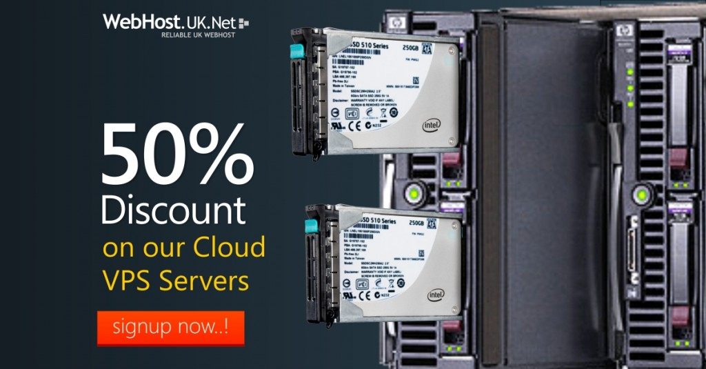 UK Cloud VPS Hosting Offer