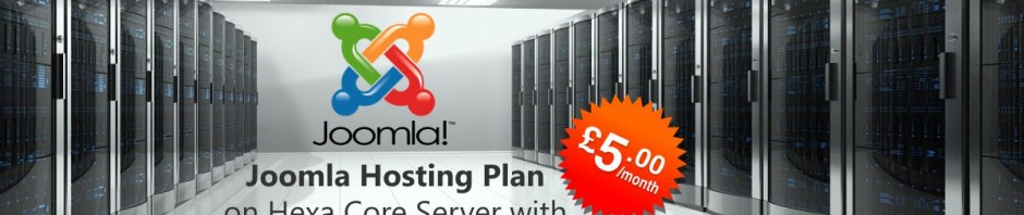 WebHostUK Unveiled Secured and Fast Joomla Hosting Plan