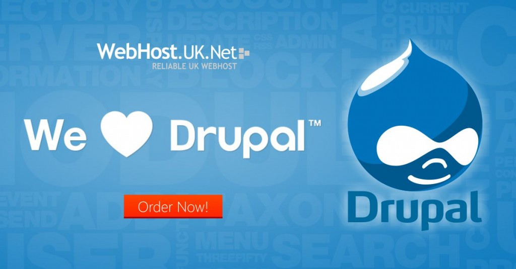 Optimized Drupal Hosting Plan