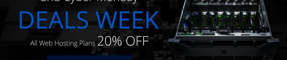 UK Web Hosting Black Friday Deals, Cyber Monday Sale