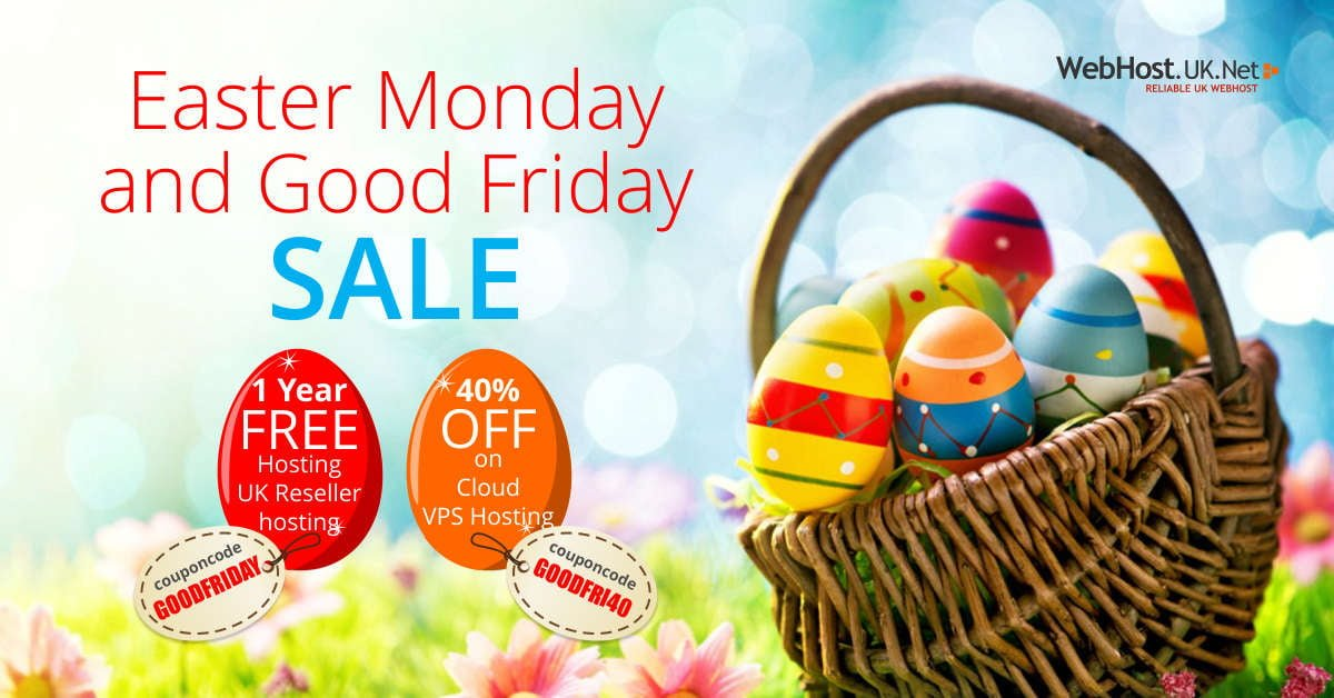 Easter Monday Offer