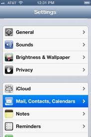 iphone-SMTP