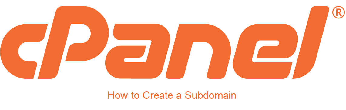 Create a Subdomain
