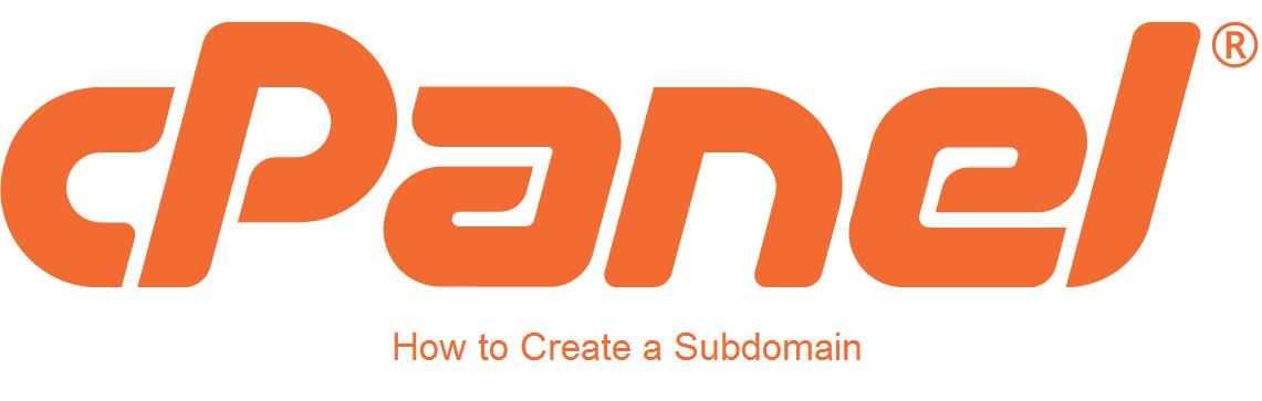 Create a Subdomain