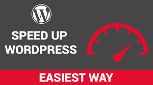 Speedup wordpress
