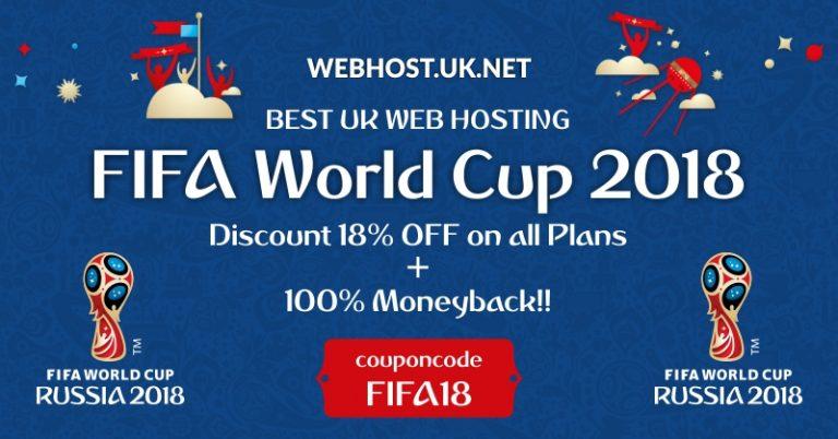 UK Web hosting offer